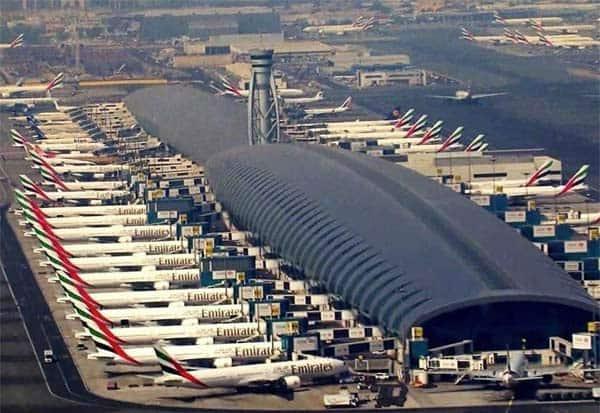 dubai, airport, துபாய், விமான நிலையம்