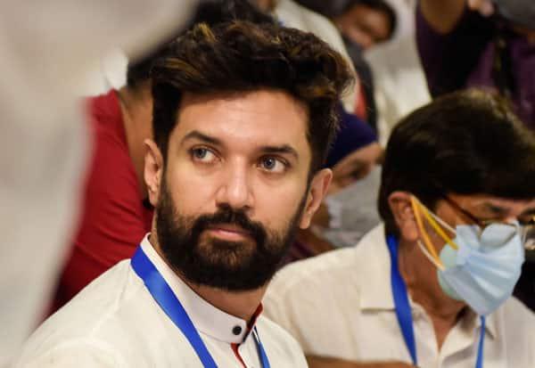 சிராக், சிராக்பஸ்வான், லோக்ஜனசக்தி