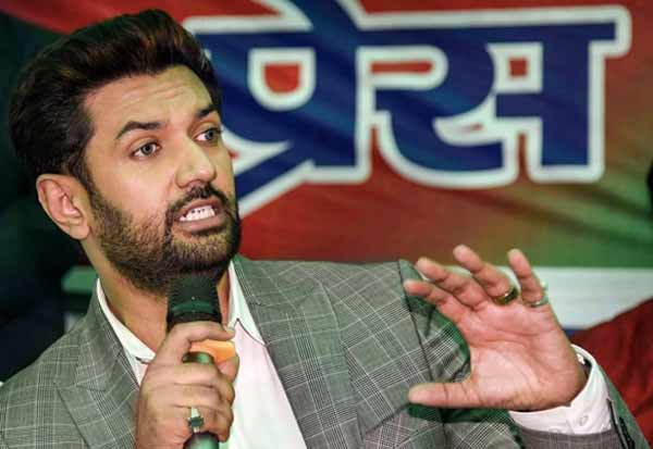 Chirag Paswan, BJP, Silence Hurts, Lok Janshakti Party