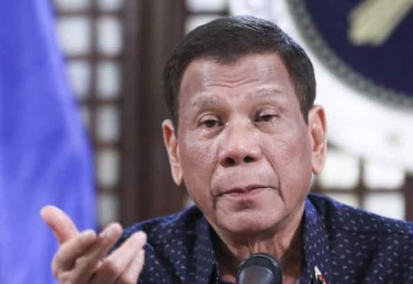 Philippines president, Rodrigo Duterte, Covid vaccine