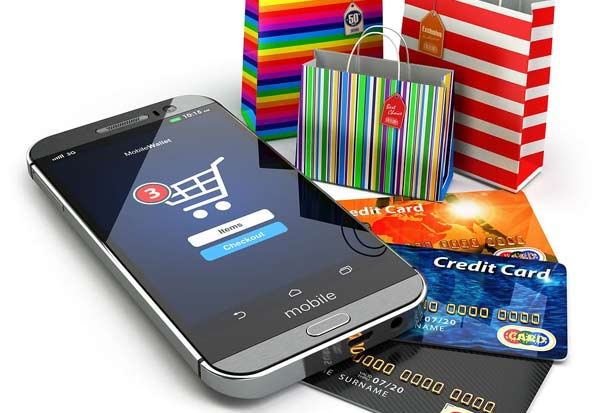Online, Shopping, Mobiles, India