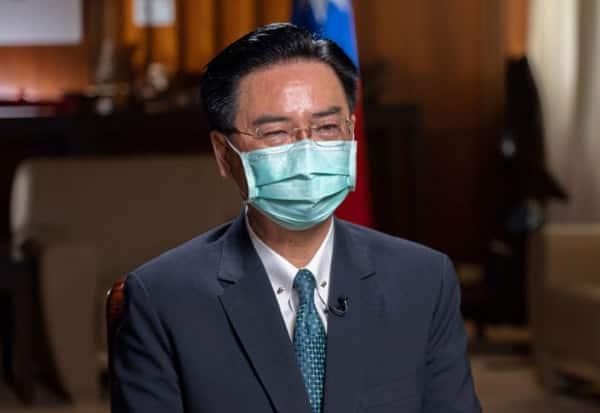Taiwan, Military Conflict, China, Foreign Minister, Wu, Needs to Prepare, சீனா, விமானப்படை, அத்துமீறல், தைவான், கண்டனம்