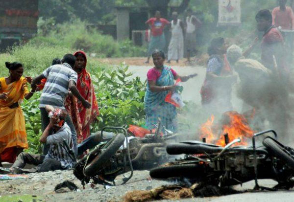WB post poll violence, NHRC committee, 7000 women molested