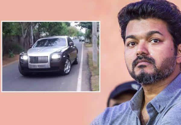 Vijay, Luxury car tax evasion, HI Court