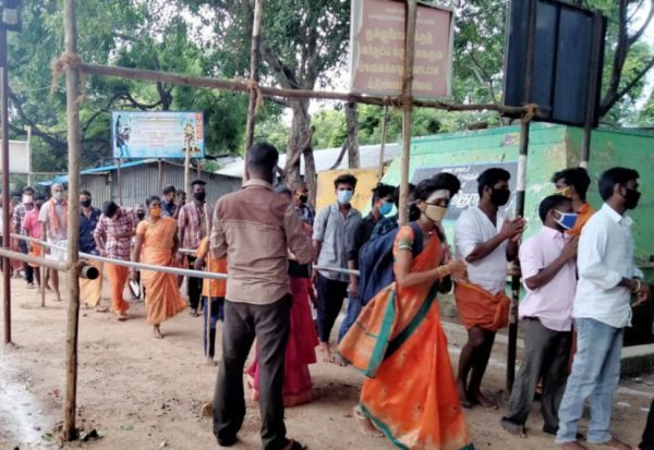 சதுரகிரியில் பிரதோஷம் பக்தர்களுக்கு அனுமதி