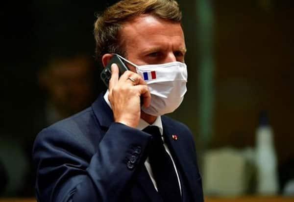 ஒட்டுகேட்பு, தேசிய பாதுகாப்பு கூட்டம், பிரான்ஸ் அதிபர், France, Macron, National Security Meet, Pegasus Scandal