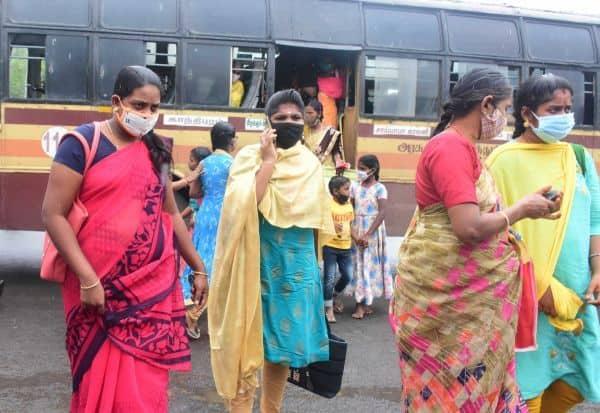 இதுவரை 17 லட்சம் லேடீசுக்கு  'ப்ரீ': அரசு பஸ்களில் 11 நாட்களில் பயணம்