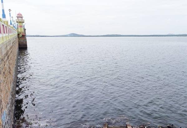 பவானிசாகர் அணை நீர்பிடிப்பு பகுதிகளில் கனமழை