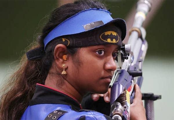 Tokyo Olympics, air rifle, Elavenil Valarivan, Apurvi Chandela