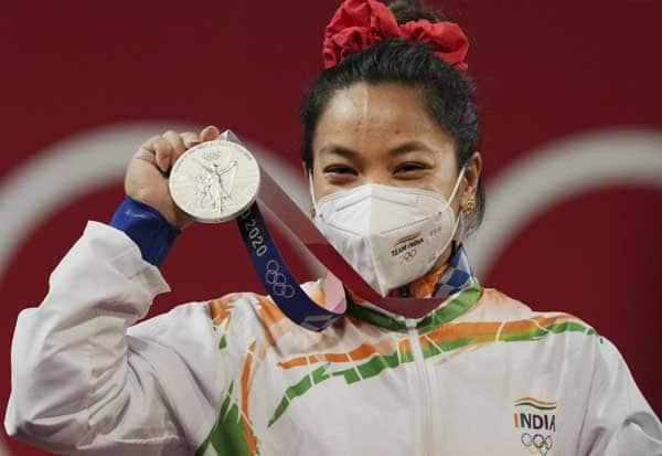 MirabaiChanu,Weightlifting, Tokyo2020