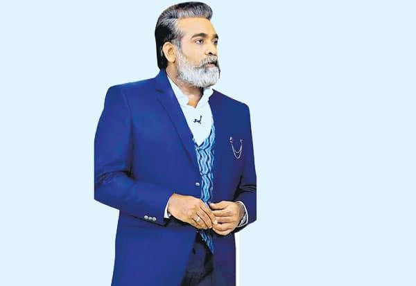 எனக்கு சமைக்க தெரியாது....சாப்பிட தான் தெரியும்... :நடிகர் விஜய் சேதுபதி கலகல