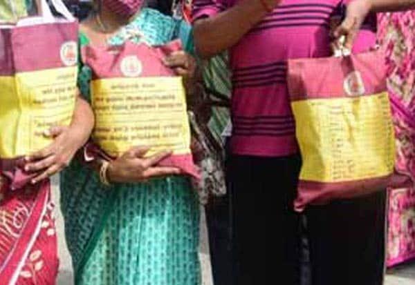 நிவாரண தொகை, மளிகை தொகுப்பு , ரேஷனில் வாங்க அவகாசம் ,நீட்டிப்பு