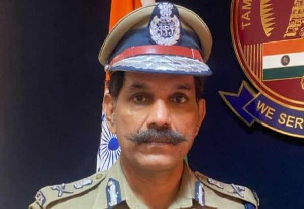 Police, DGP, Sylendra Babu