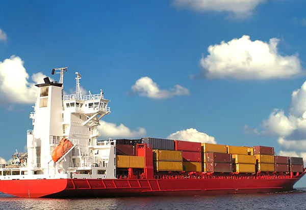 China, India, Ship