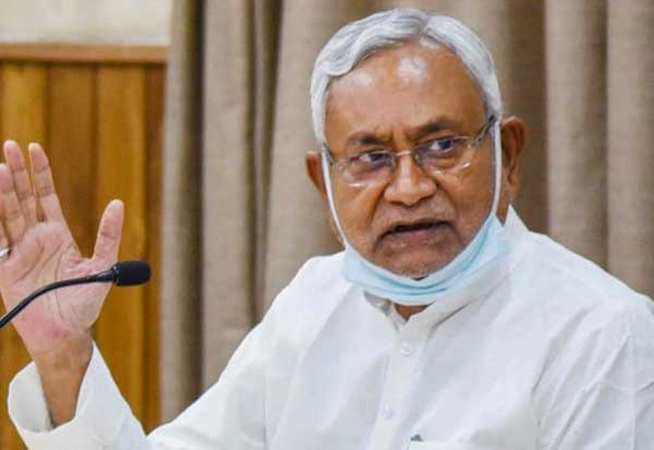 'Proper investigation is needed': பெகாசஸ் விவகாரம், நியாயமான விசாரணை,நிதிஷ் வலியுறுத்தல் Bihar CM Nitish Kumar backs probe into Pegasus snooping row
