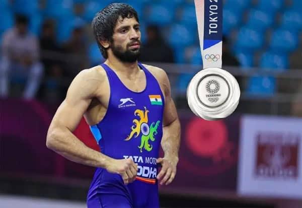 Olympics, Wrestling, IND, Ravikumar, ஒலிம்பிக், மல்யுத்தம், இந்தியா, ரவிகுமார், வெள்ளி,