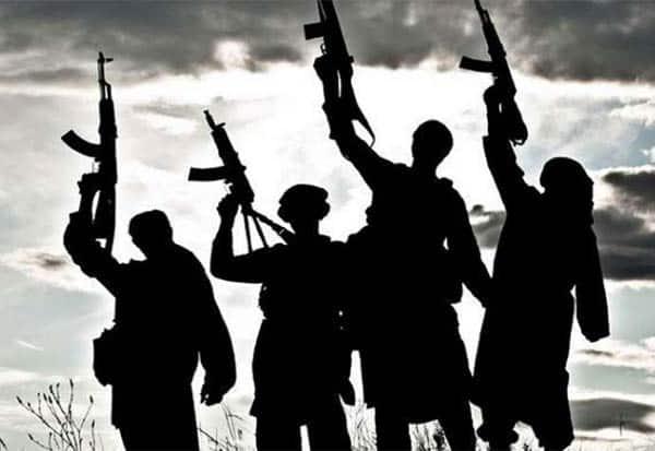140 terrorists, waiting, LoC, India