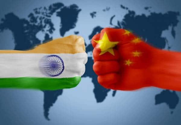 India, China, Fake network