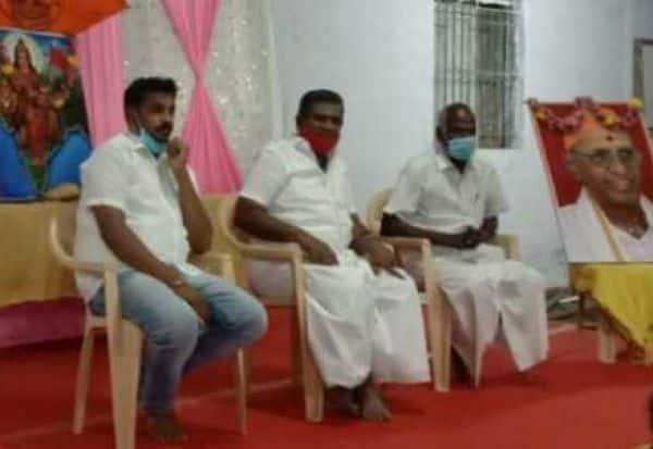 விநாயகர் சதுர்த்தி கொண்டாட்டம் :ஹிந்து முன்னணி ஆலோசனை