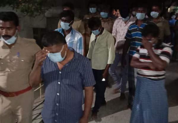 12 டன் குட்கா பறிமுதல்: மேலும் 6 பேர் கைது