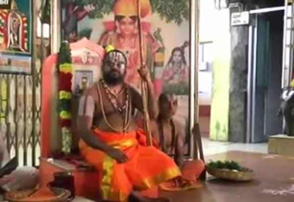 அனைத்து ஜாதியினரும், அர்ச்சகர், ஸ்ரீவில்லிபுத்தூர் ஜீயர், கண்டனம்