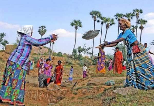 ஊரக வேலை திட்டம், முறைகேடு