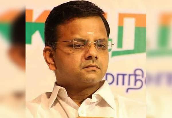 BJP, KTRaghavan, Resigns, State, General Secretary, Tamilnadu, பாஜக, கேடி ராகவன், ராஜினாமா, பொதுச்செயலாளர்