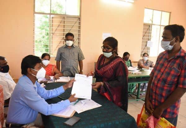 அரசு கலைக்கல்லூரிகளில் மாணவர் சேர்க்கை: நேற்று முதல் கலந்தாய்வு துவங்கியது