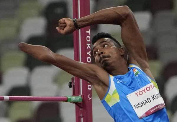 TokyoParalympics, Paralympics, Nishaad kumar