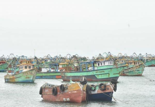 ராமேஸ்வரம் மீனவர்கள் ஸ்டிரைக்