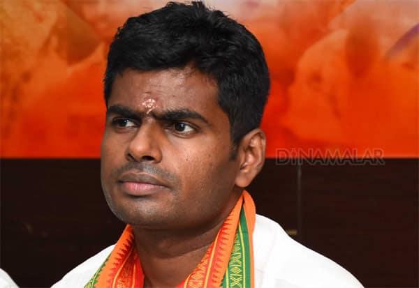 TamilnaduBJP, Annamalai, DMK, WillUnderstand, Change, தமிழகம், பாஜக, பாஜ, அண்ணாமலை, திமுக, மாற்றிக்கொள்வார்கள்
