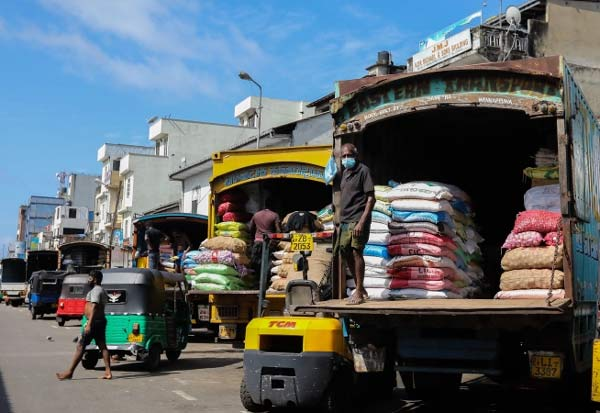Sri Lanka, Economic Emergency, food emergency