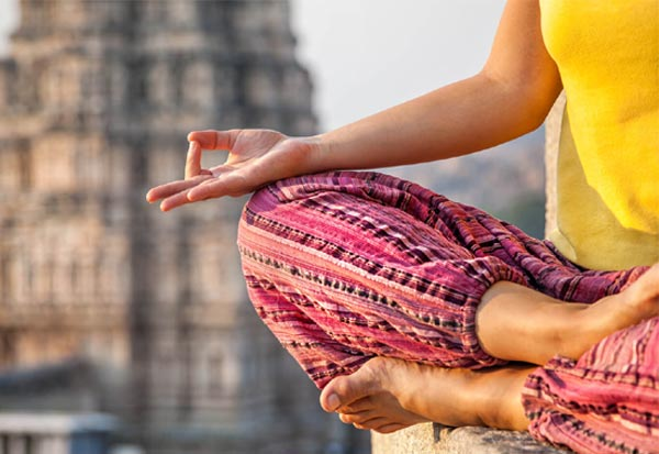 Yoga, Govt Employees, Yoga Break