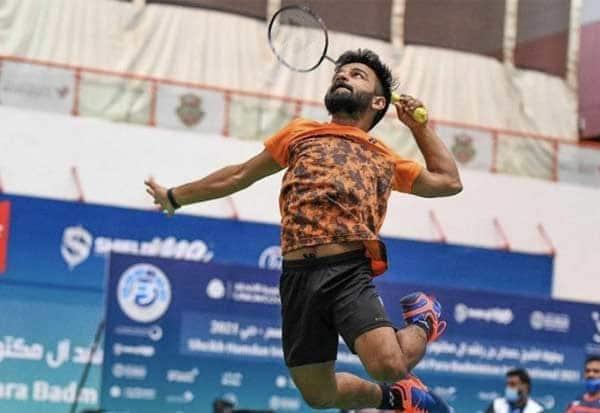 Paralympics,  KrishnaNagar, Another Gold, Gold, Badminton, Another Gold, Athletics: Day 10