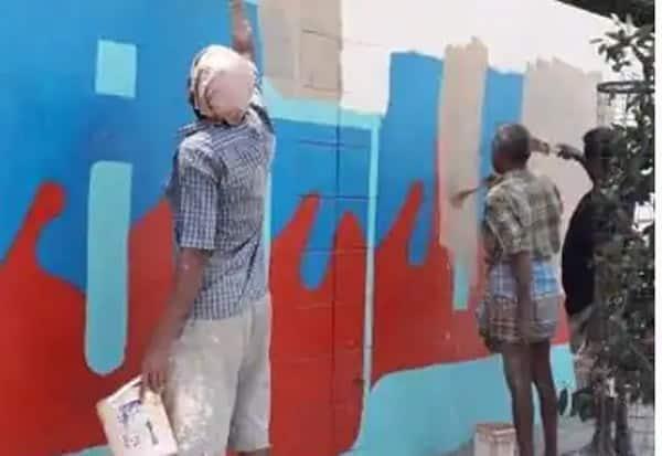 சென்னையில் சுவர் விளம்பரங்களுக்கு முற்றுப்புள்ளி! 1.37 லட்சம் 'போஸ்டர்'கள் அகற்றம்