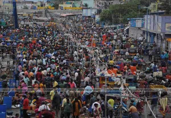 சென்னை, கோவிட், கட்டுப்பாடுகள்