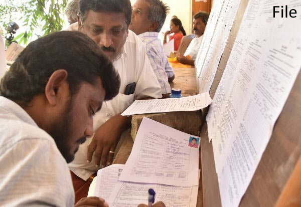 Tamilnadu, Local Body Election, Nomination, தமிழகம், உள்ளாட்சி தேர்தல், வேட்புமனு, துவக்கம்