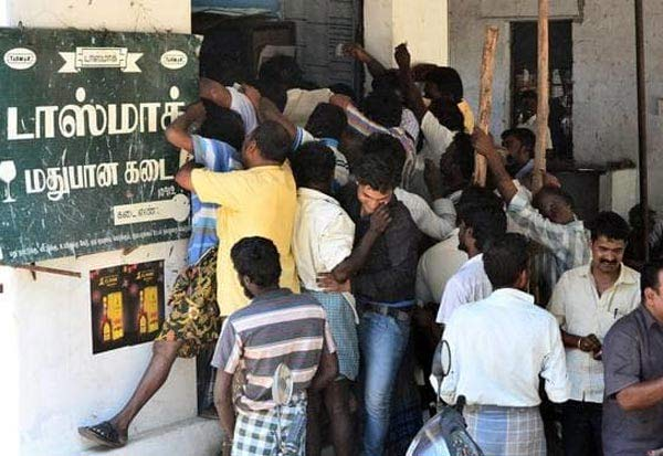 Tamilnadu, TASMAC, Loss, RTI, தமிழகம், தமிழ்நாடு, டாஸ்மாக், வருமானம், நஷ்டம், ஆர்டிஐ, தகவல் அறியும் உரிமை சட்டம்