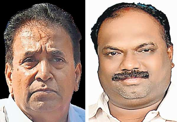 போலீஸ்,ரூ.40 கோடி லஞ்சம்  சிக்குகிறார் மஹாராஷ்டிர அமைச்சர்