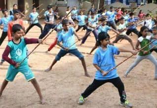 சிலம்பம் விளையாட்டிற்கு மத்திய அரசு அங்கீகாரம்: ...
