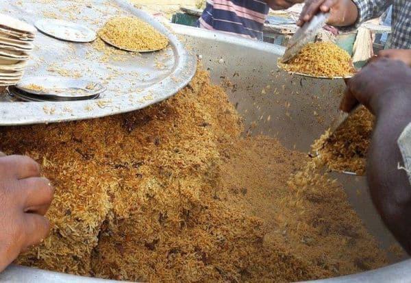 சென்னையை 'மிரட்டும்' 40 ஆயிரம் பிரியாணி கடைகள்
