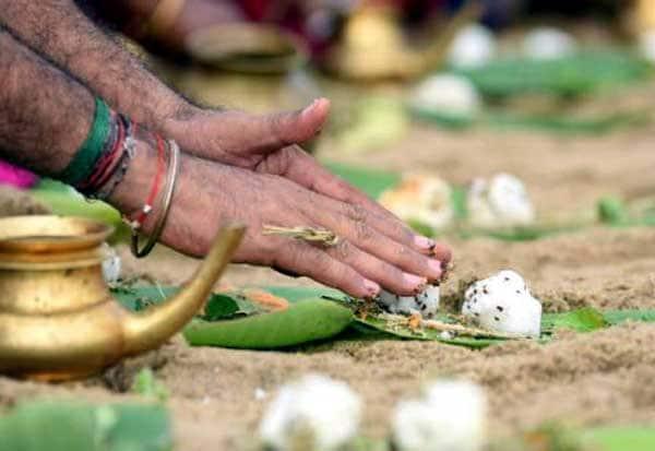பித்ருக்களின் ஆசி கிடைக்கும்  மகாளய பட்சம் இன்று துவக்கம்