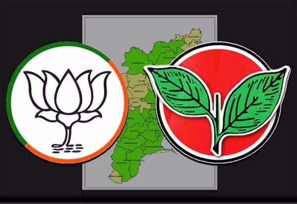 ADMK, BJP, rural local body elections
