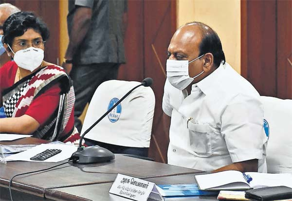 'போர்டு நிறுவனம், பாதிக்காத வகையில் நடவடிக்கை எடுப்போம்': அமைச்சர் அன்பரசன் உறுதி
