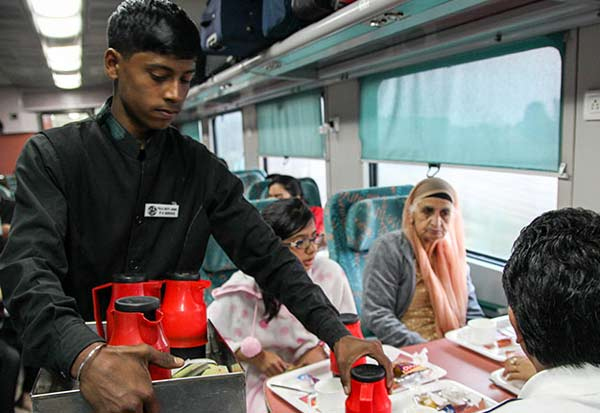 IRCTC, Order Food, Travelling, Indian Railways, Trains
