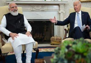 இந்தியாவில் 5 பைடன்கள்: அமெரிக்க அதிபர் ஜோக்; பதிலடி ...