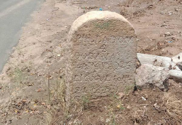 ஆங்கிலேயர் கால மைல்கல்; பாதுகாக்க எதிர்பார்ப்பு
