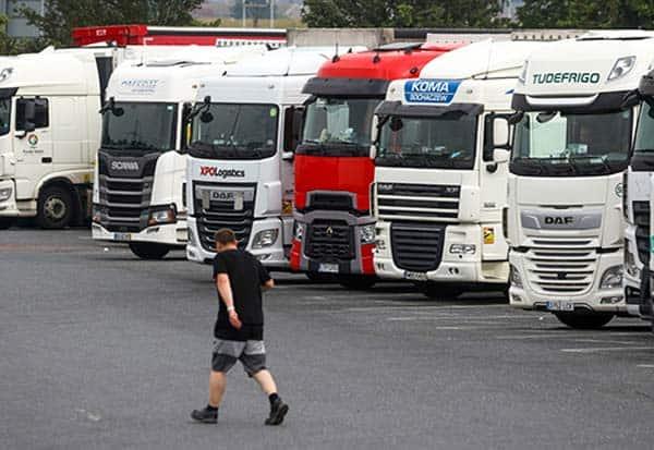 UK, Truck Driver, Shortage