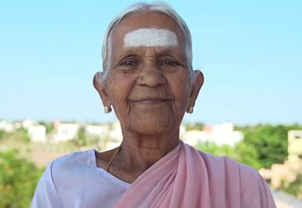 சி.பி.எஸ்.இ., பாடத்தில் யோகா பாட்டிக்கு அங்கீகாரம்