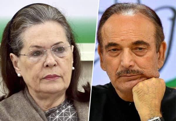 Congress, Ghulam Nabi Azad, Sonia Gandhi, Top Congress Panel Meeting, Sonia